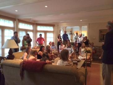 Summer Reception in CT