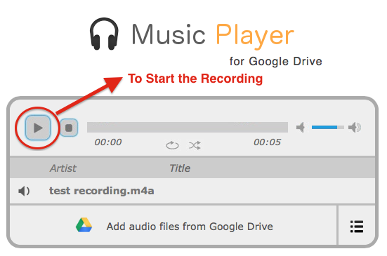 Uploading Audio to Google Classroom – Brewster Academy Blogs