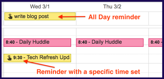 reminder on cal page view.png